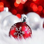Christmas bauble small